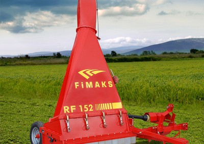 Forage Harvester RF 132/152