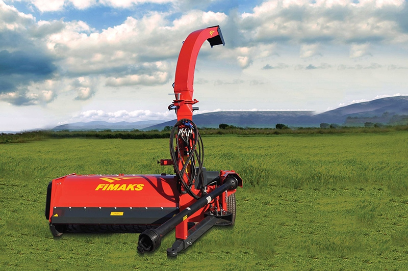Forage Harvester Double Chop
