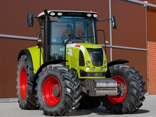 CLAAS – ARION 640C