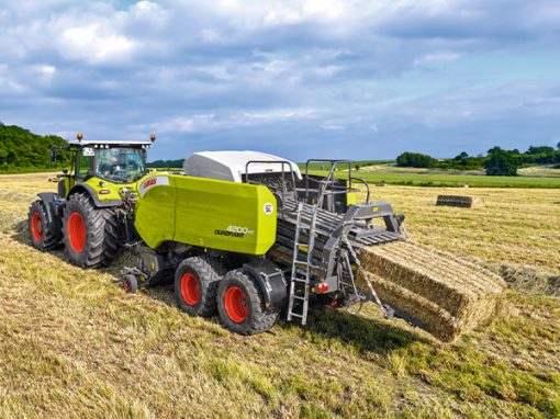 CLAAS – QUADRANT 4200 RC